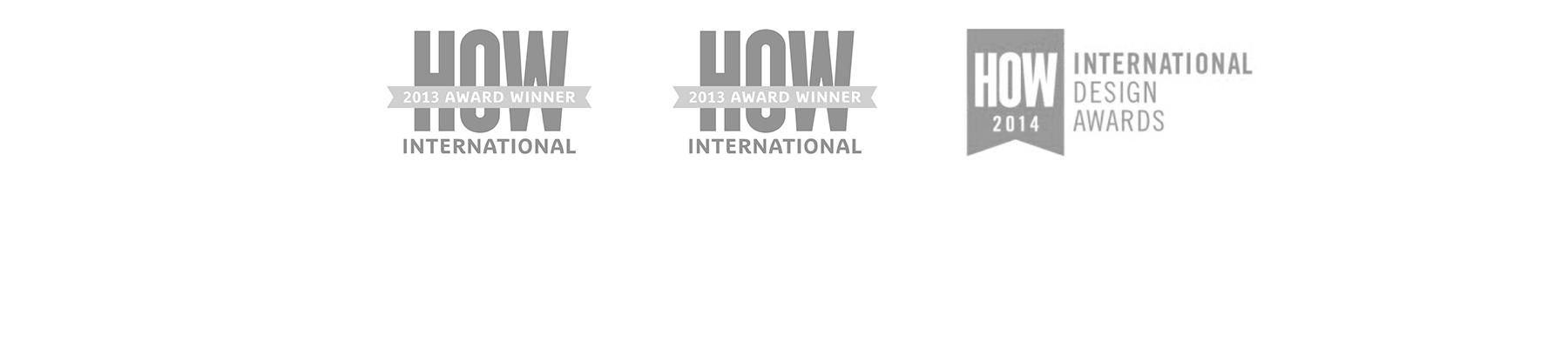Author Brand Studio branding agency brand design logo design web design graphic design for small medium size business award winning design HOW international design awards