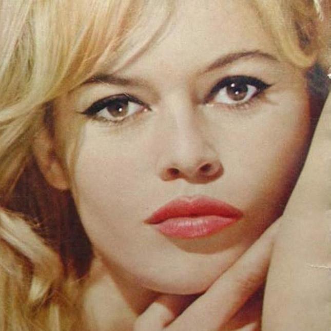 Jeremy Penn Brigitte Bardot Painting