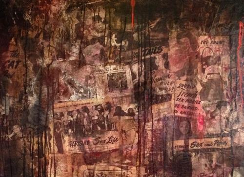 Jeremy Penn Graffiti Painting