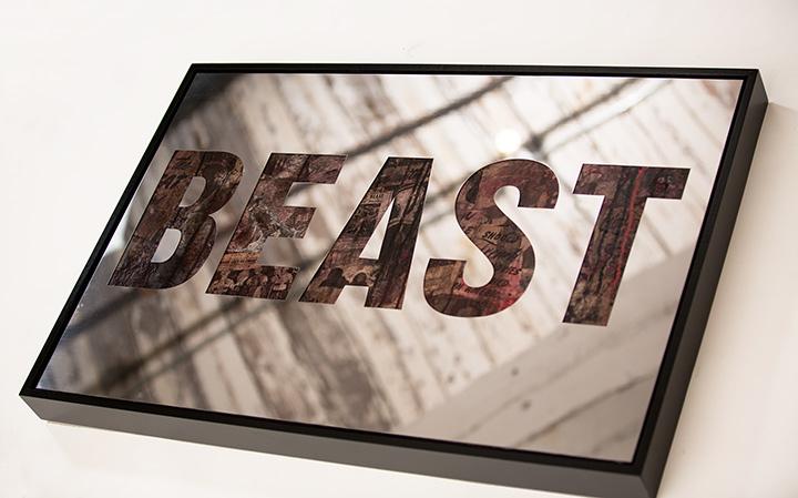 BEAST  - Jeremy Penn Art