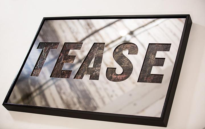 TEASE  - Jeremy Penn Art