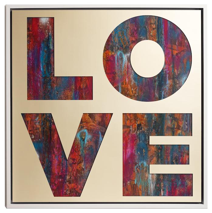 LOVE  - Jeremy Penn Art