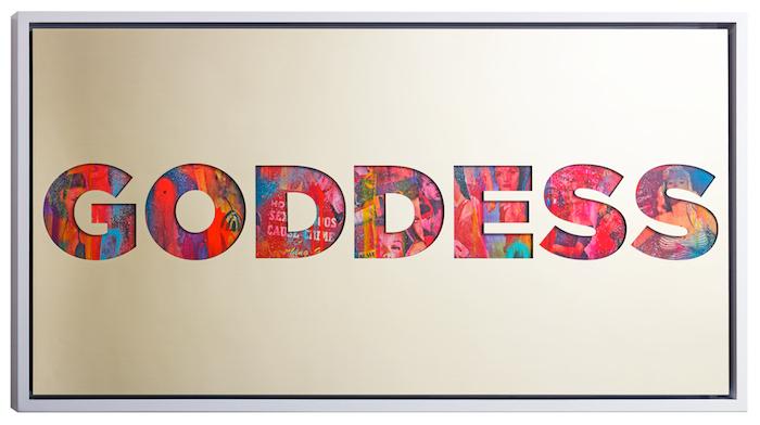 GODDESS  - Jeremy Penn Art