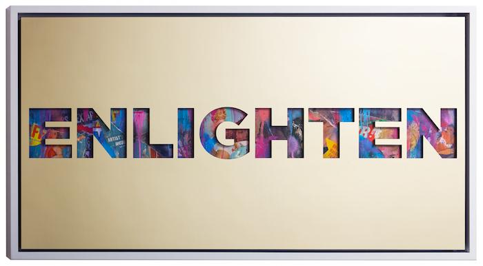 ENLIGHTEN  - Jeremy Penn Art