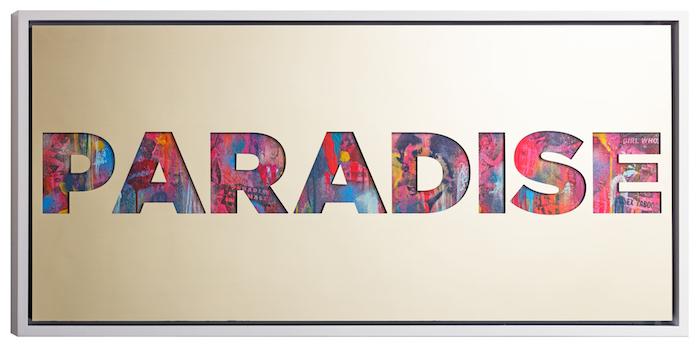 PARADISE  - Jeremy Penn Art