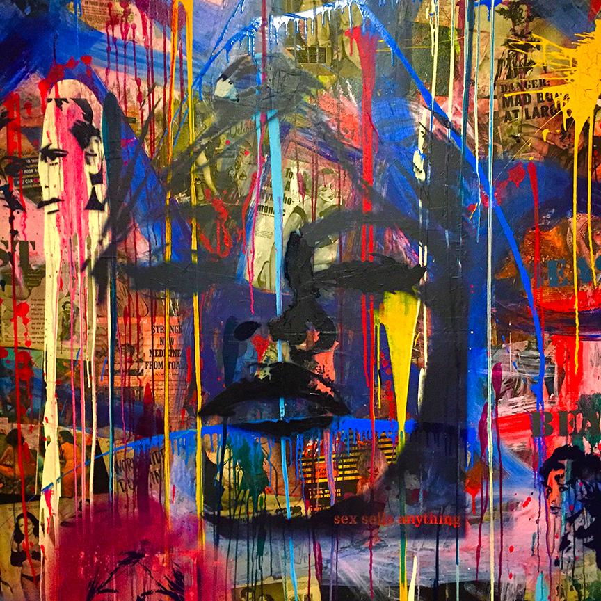Jeremy Penn Graffiti