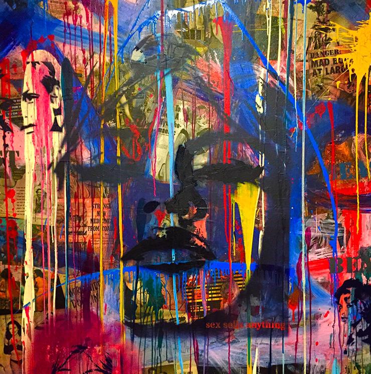 Jeremy Penn Brooklyn Art Studio