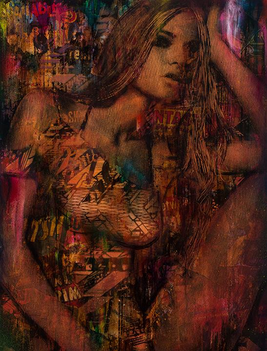 Alexandra  - Jeremy Penn Art