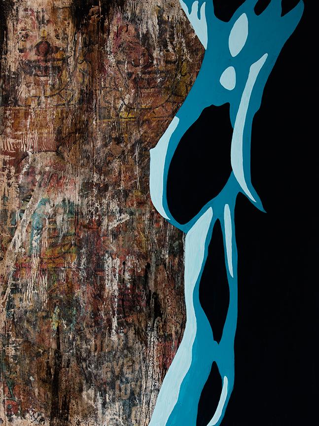 Bodyscape #3 - Jeremy Penn Art