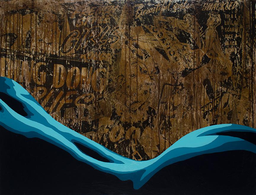 Bodyscape #2 - Jeremy Penn Art