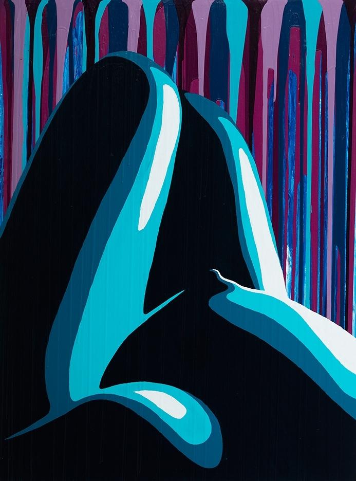 Bodyscape #1 - Jeremy Penn Art