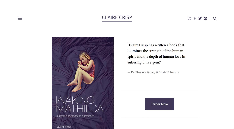 Claire Crisp