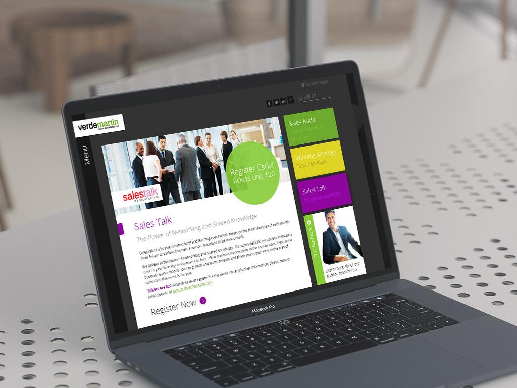 Verde Martin Sales Talk - Web