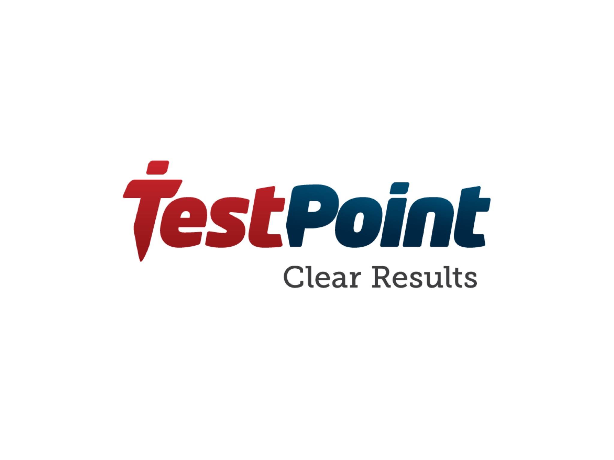 TestPoint Medical Logo Design