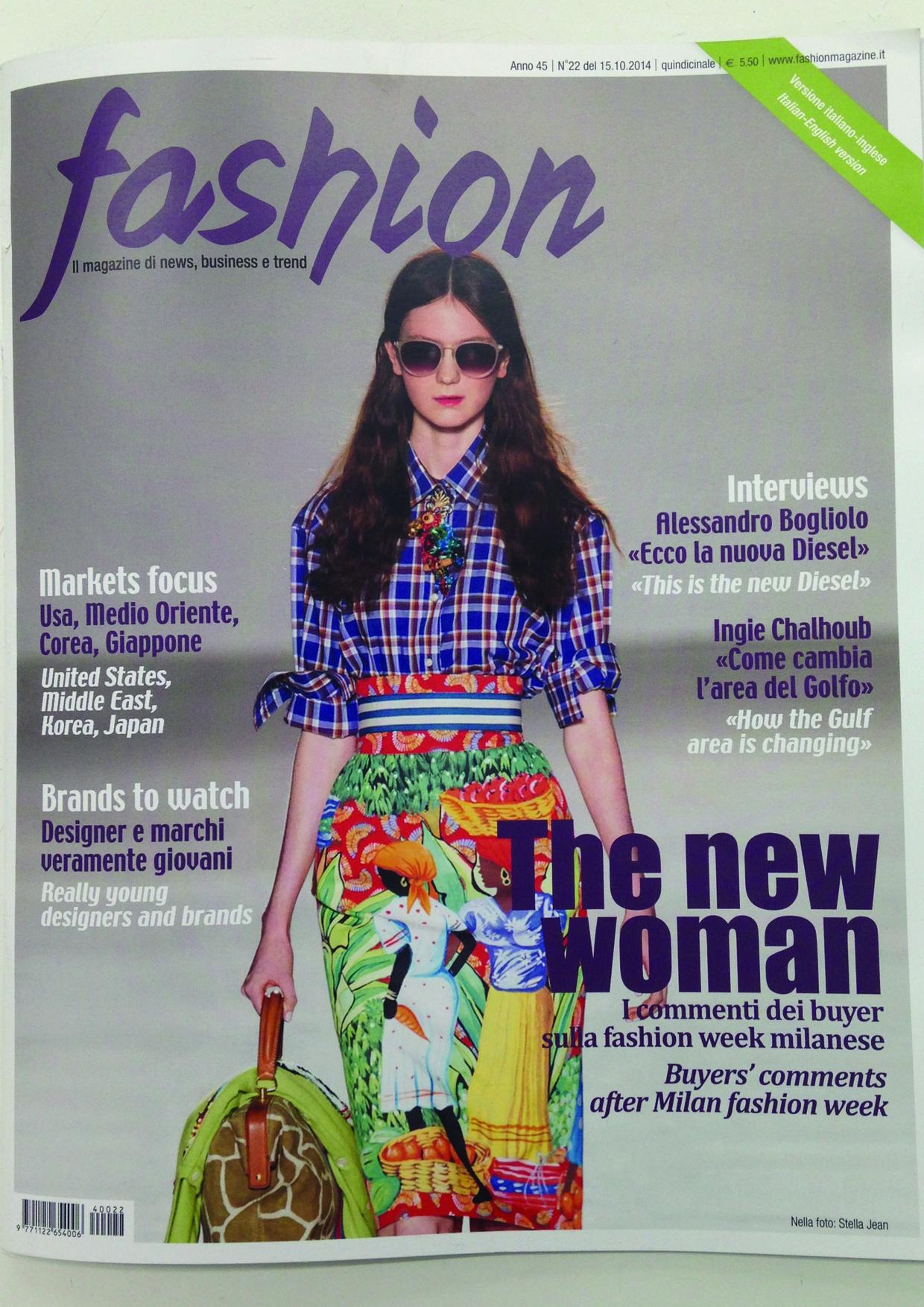 AntPitagora - The New Woman - Fashion Magazine -