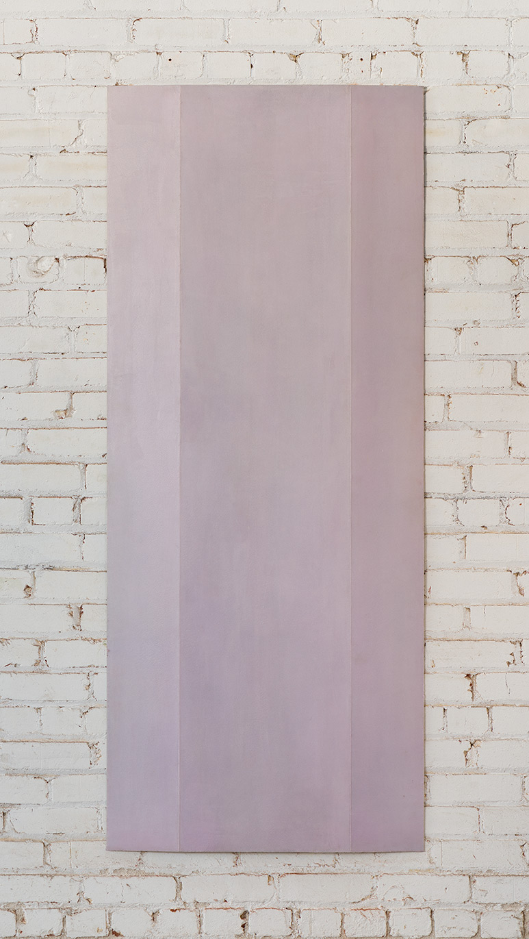 Roy Thurston, 2013-9, 2013, 72 x 30 x 1.5 inches