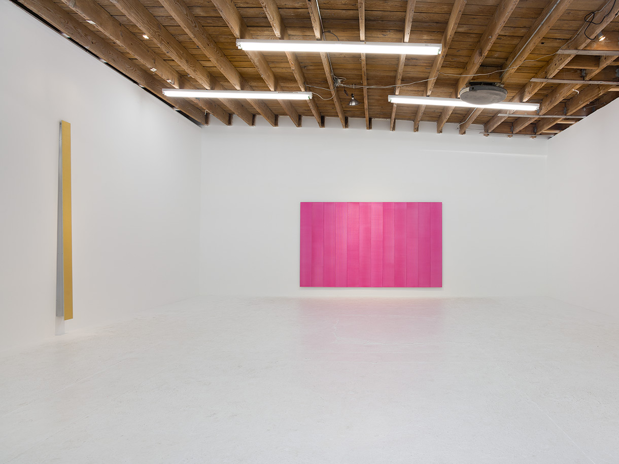 Roy Thurston,  See Through , installationview, Chimento Contemporary | Photo: Ruben Diaz