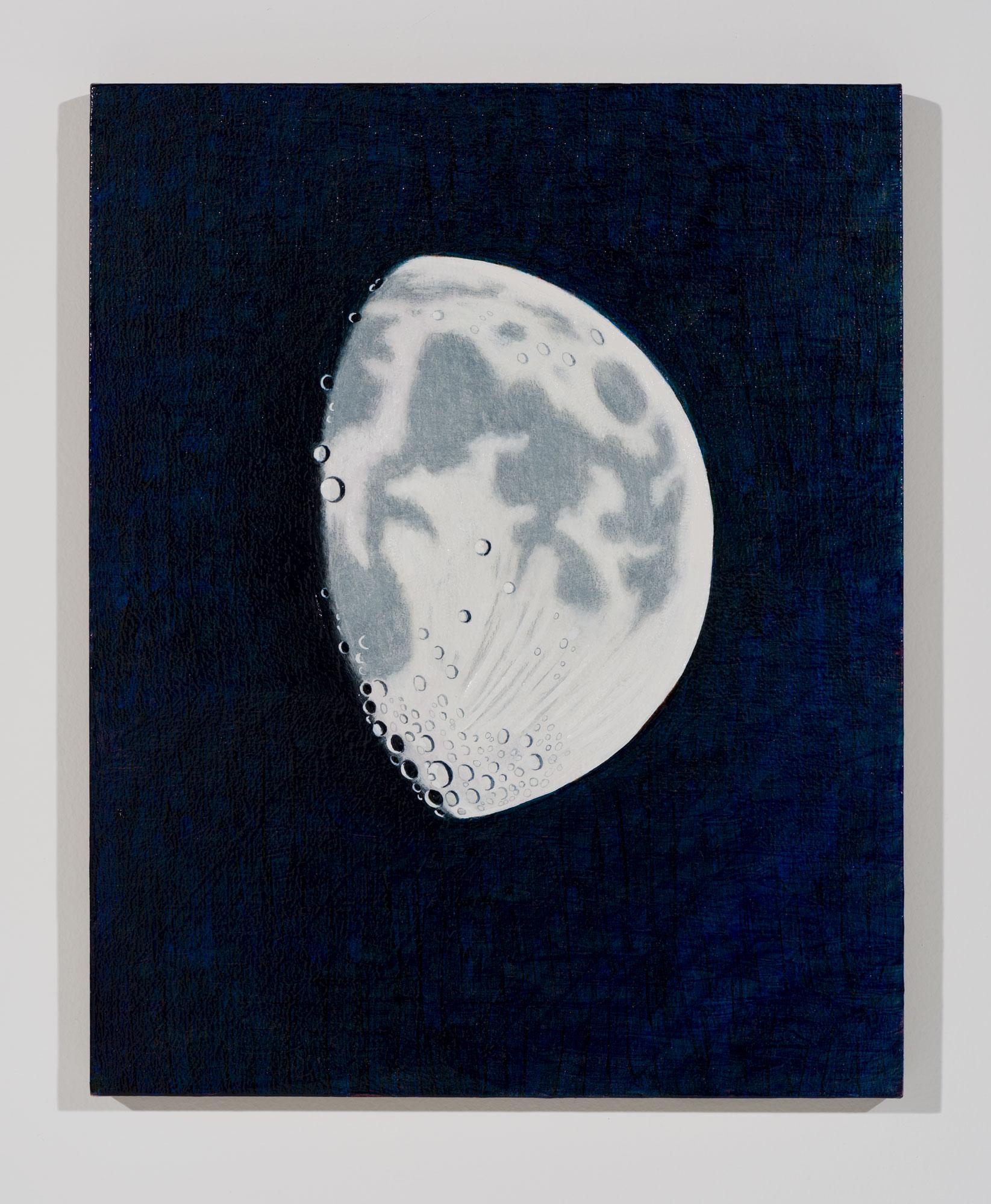 The Moon, 8.20.18, 2019