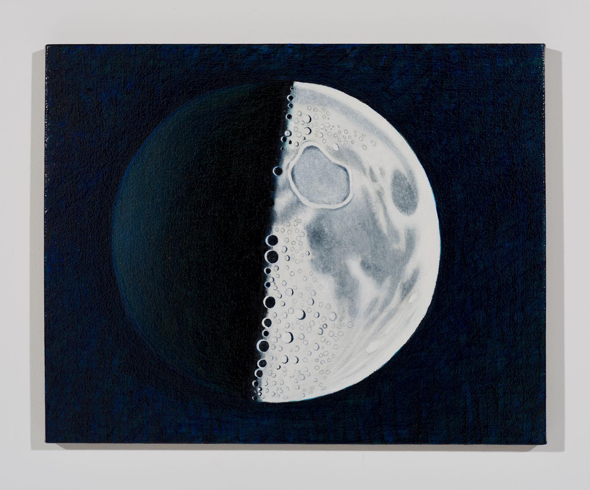The Moon 9.16.18, 2019