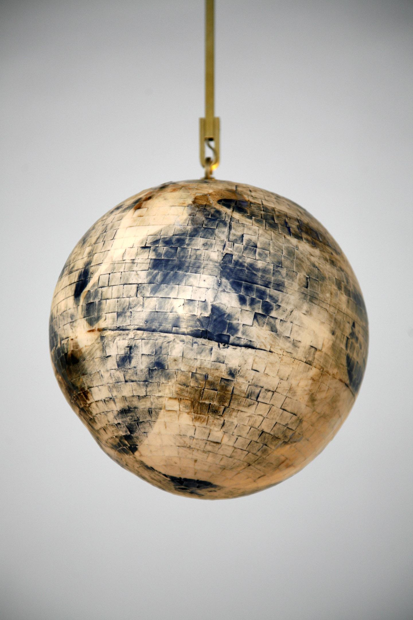 Porcelain Globe 2