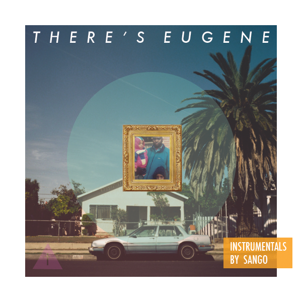 """There's Eugene   I tried to gather as many memories I could when I made this project. I turned those memories into music. Most of the music on """"There's Eugene"""", are memories from when I was young. One of my main sources of samples came from cassette tapes. Majority of the material were old recordings & songs from back in the 80s & 90s. Dedicated to my hard-working dad Eugene."""