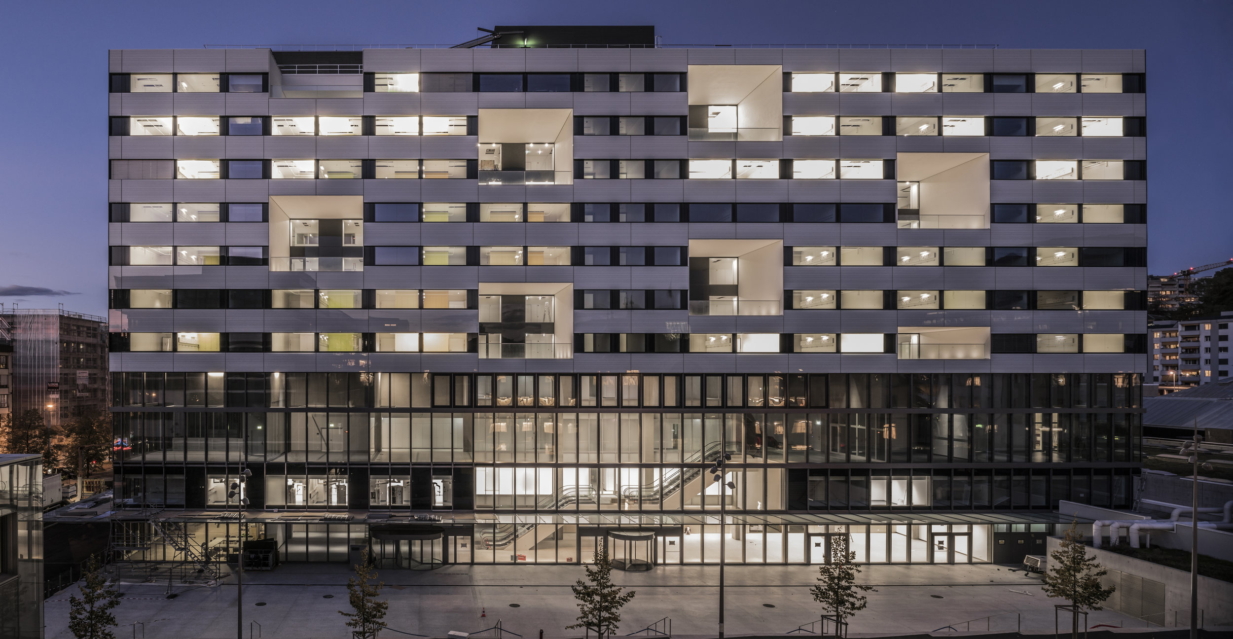 Brunet Saunier Architecture - Suisse - Genève - Hôpital  Universitaire- avec Odile Seyler & Jacques Lucan - Gerold Zimmerli ©Luca Fascini.jpg