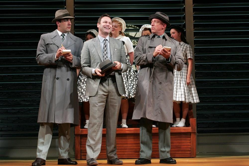"""Bye Bye Birdie"" at the Goodspeed Opera House with George Merrick and Branch Woodman"