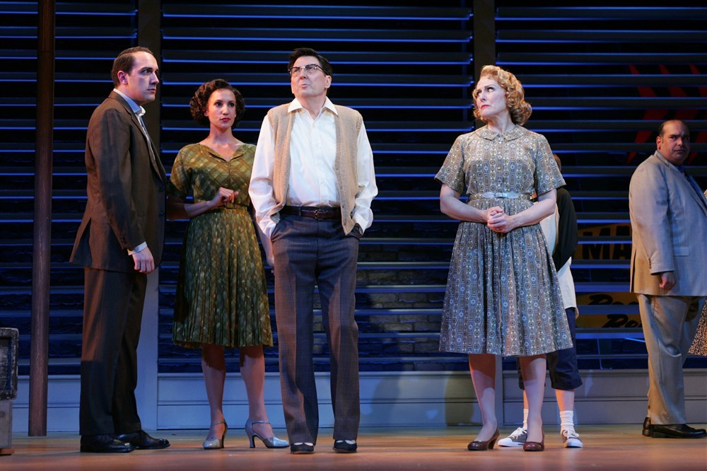 """""""Bye Bye Birdie"""" at the Goodspeed Opera House with Lauren Fijol, Warren Kelly, and Donna English."""