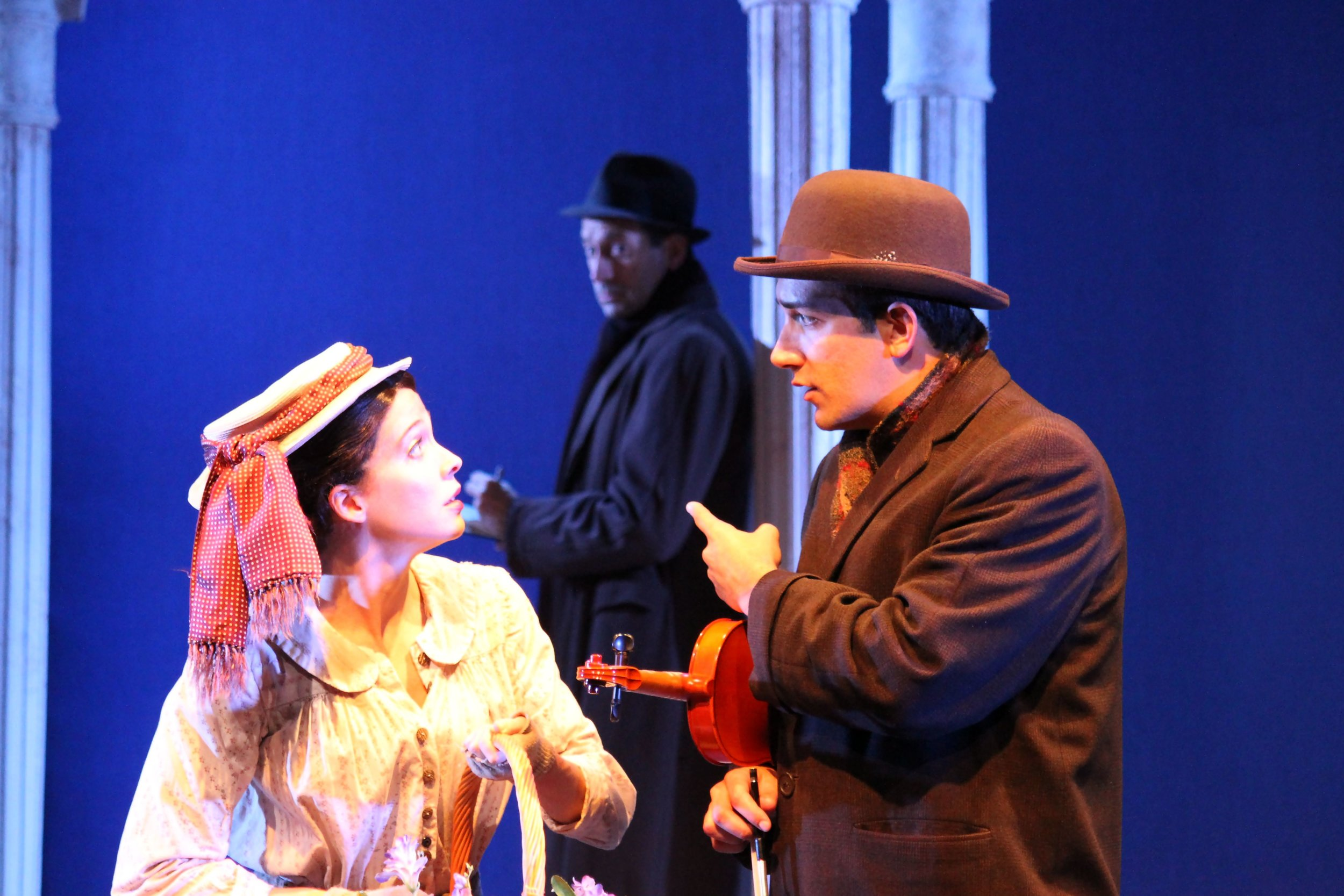 """""""My Fair Lady"""" at the Gulfshore Playhouse with Patricia Noonan and Jeffrey Binder"""