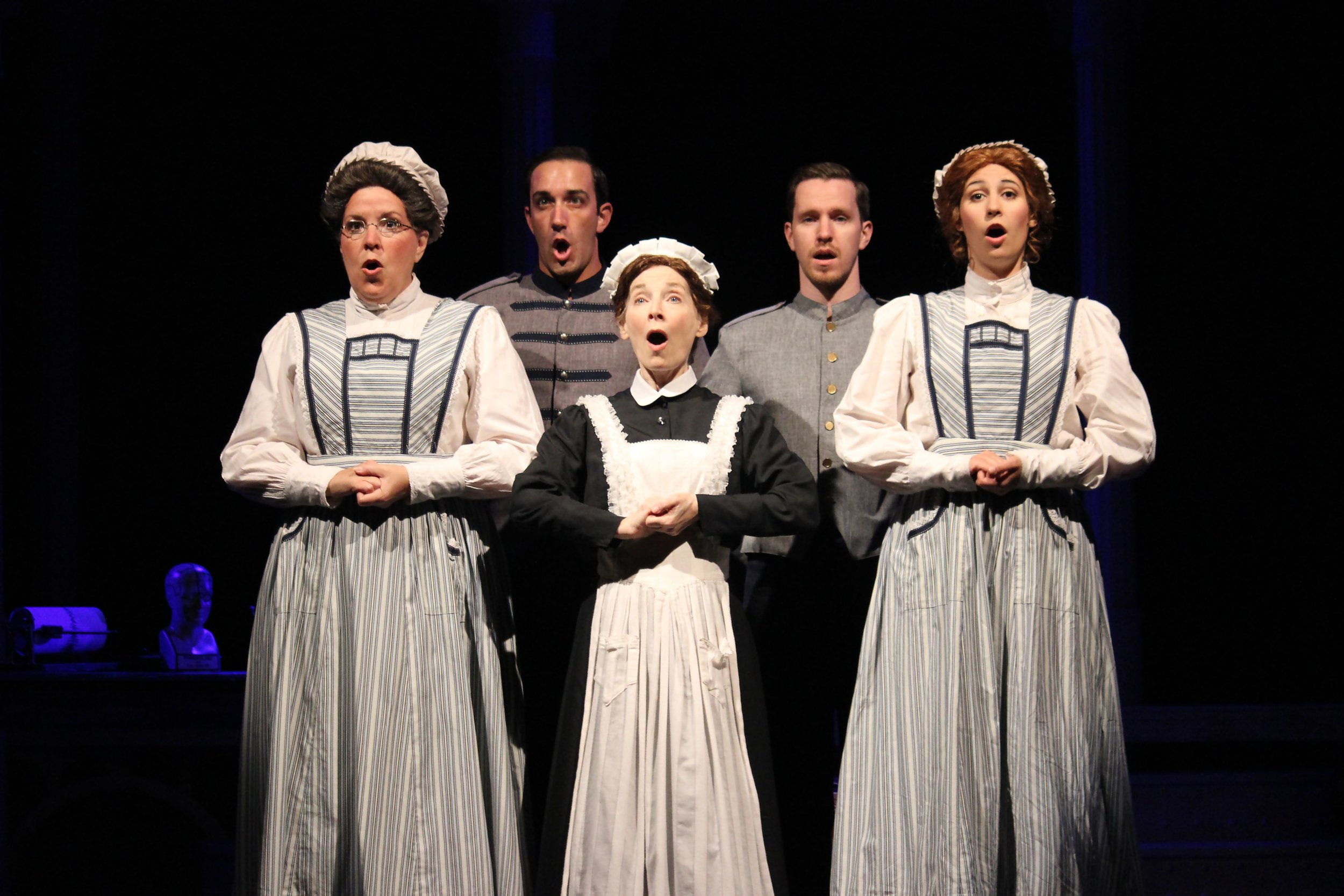 """""""My Fair Lady"""" at the Gulfshore Playhouse"""