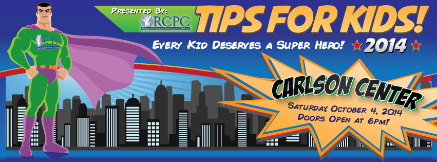 TIPS for KIDS 2014 - Benefiting the Resource Center for Parents & Children