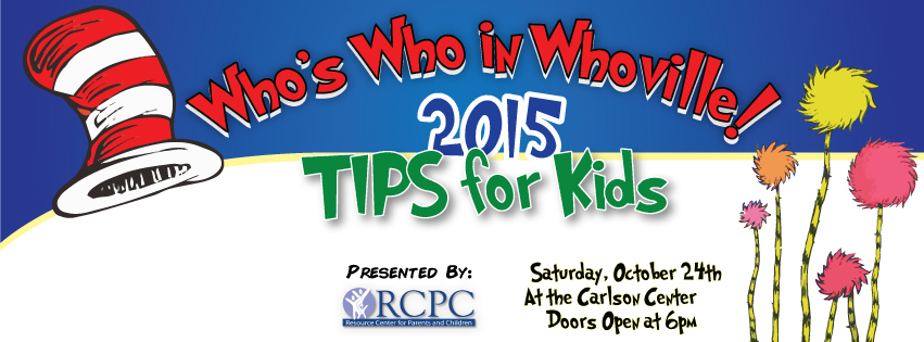 TIPS for Kids 2015 – Benefiting the Resource Center for Parents & Children