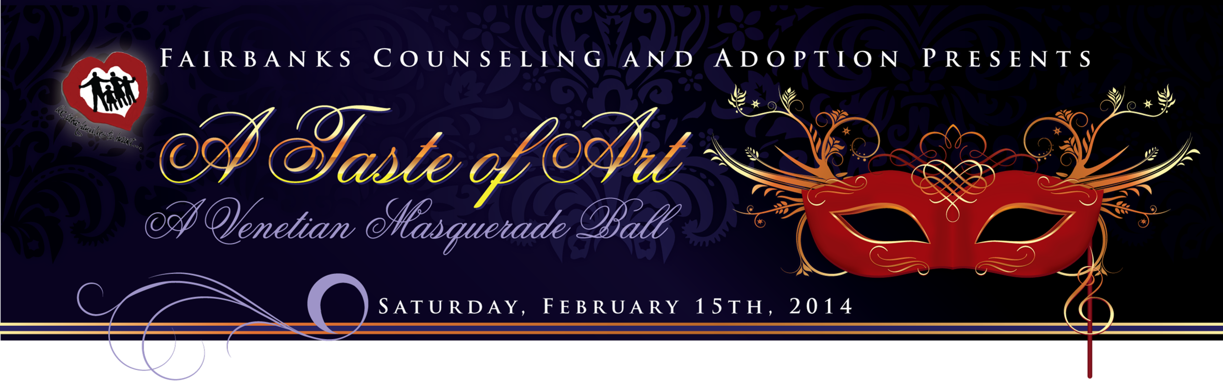 A Taste of Art 2014 – Benefiting Fairbanks Counseling & Adoption
