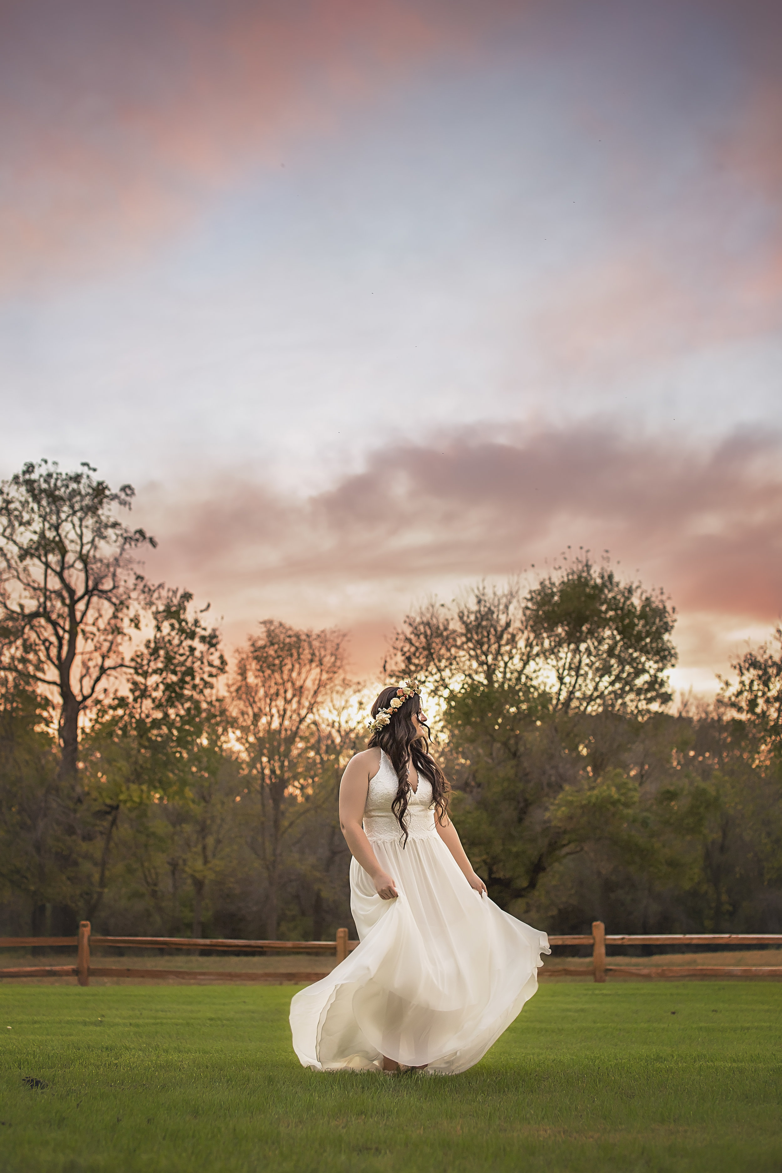 Lacy Wedding
