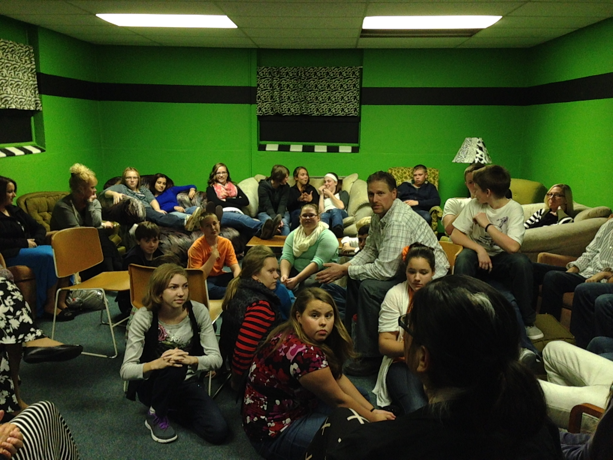 Jr. High Youth Group