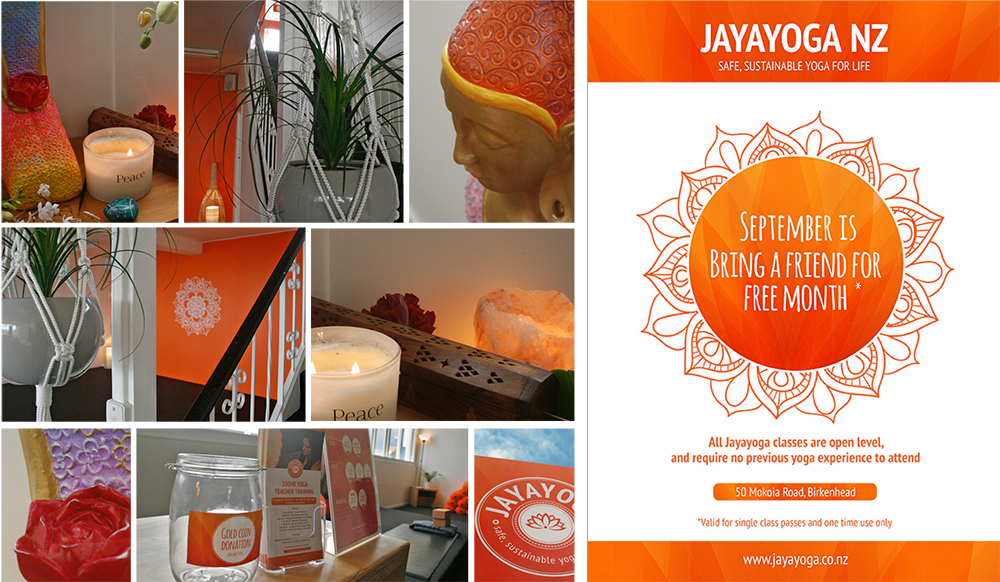 Jayayoga September Promotion