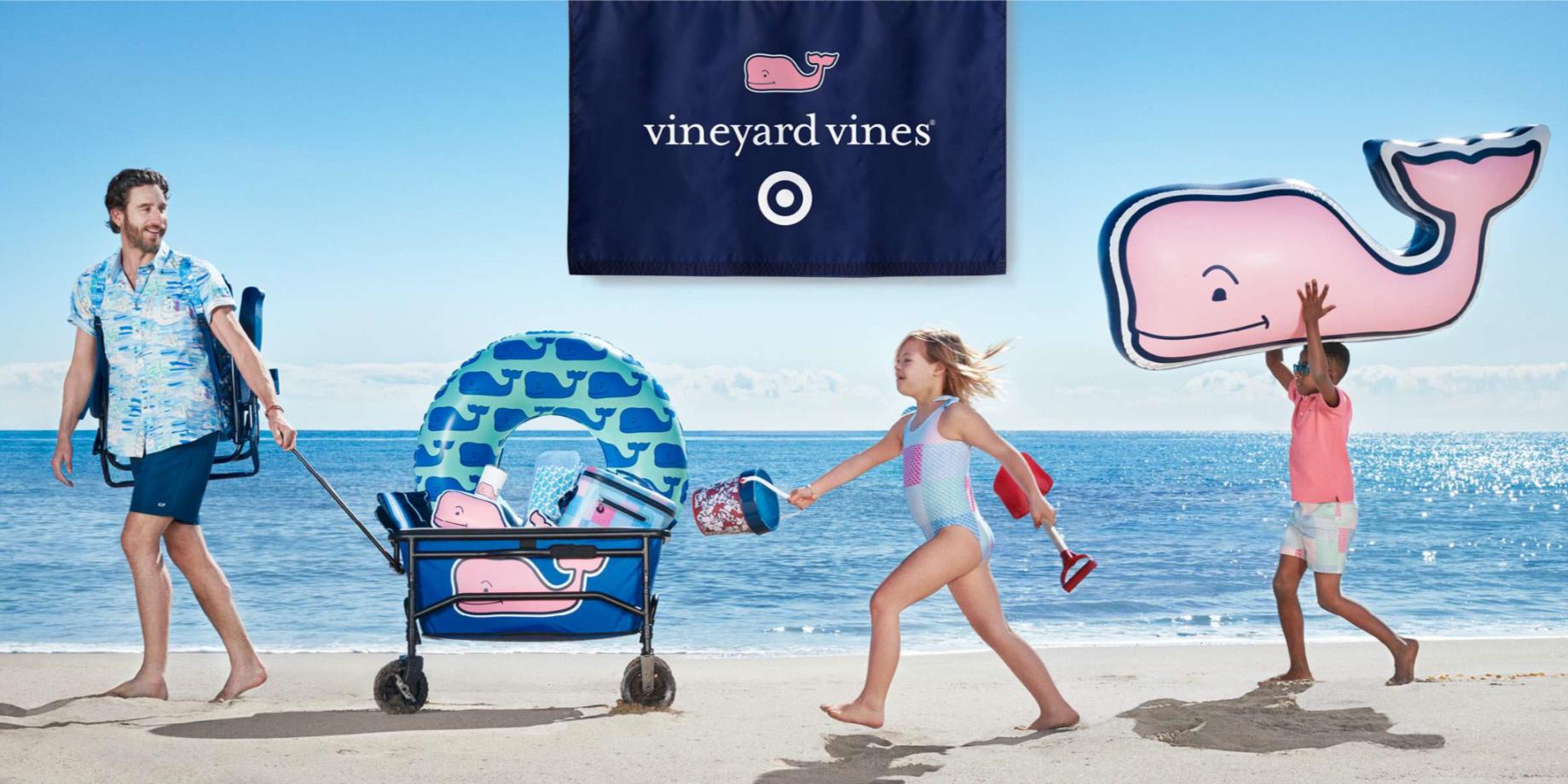 Target + Vineyard Vines
