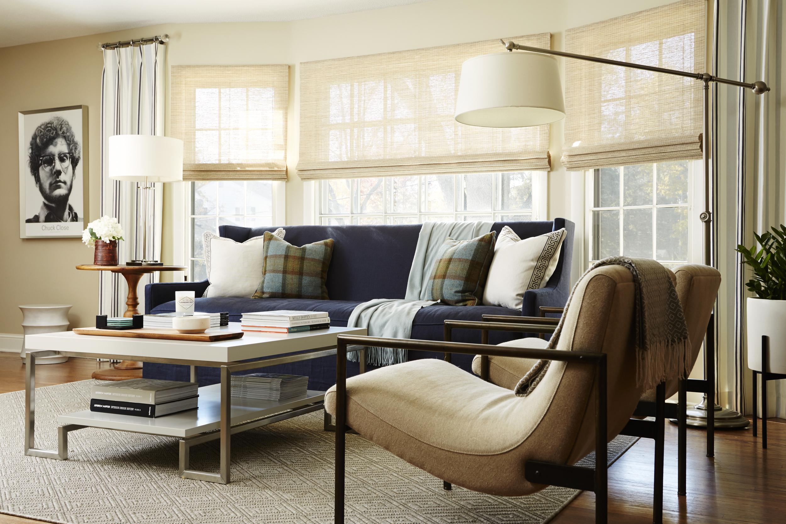 INVIEW Interior Design /  Hamptons Inspired