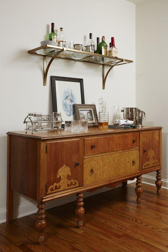 Beautiful Wood Buffet Bar.jpg
