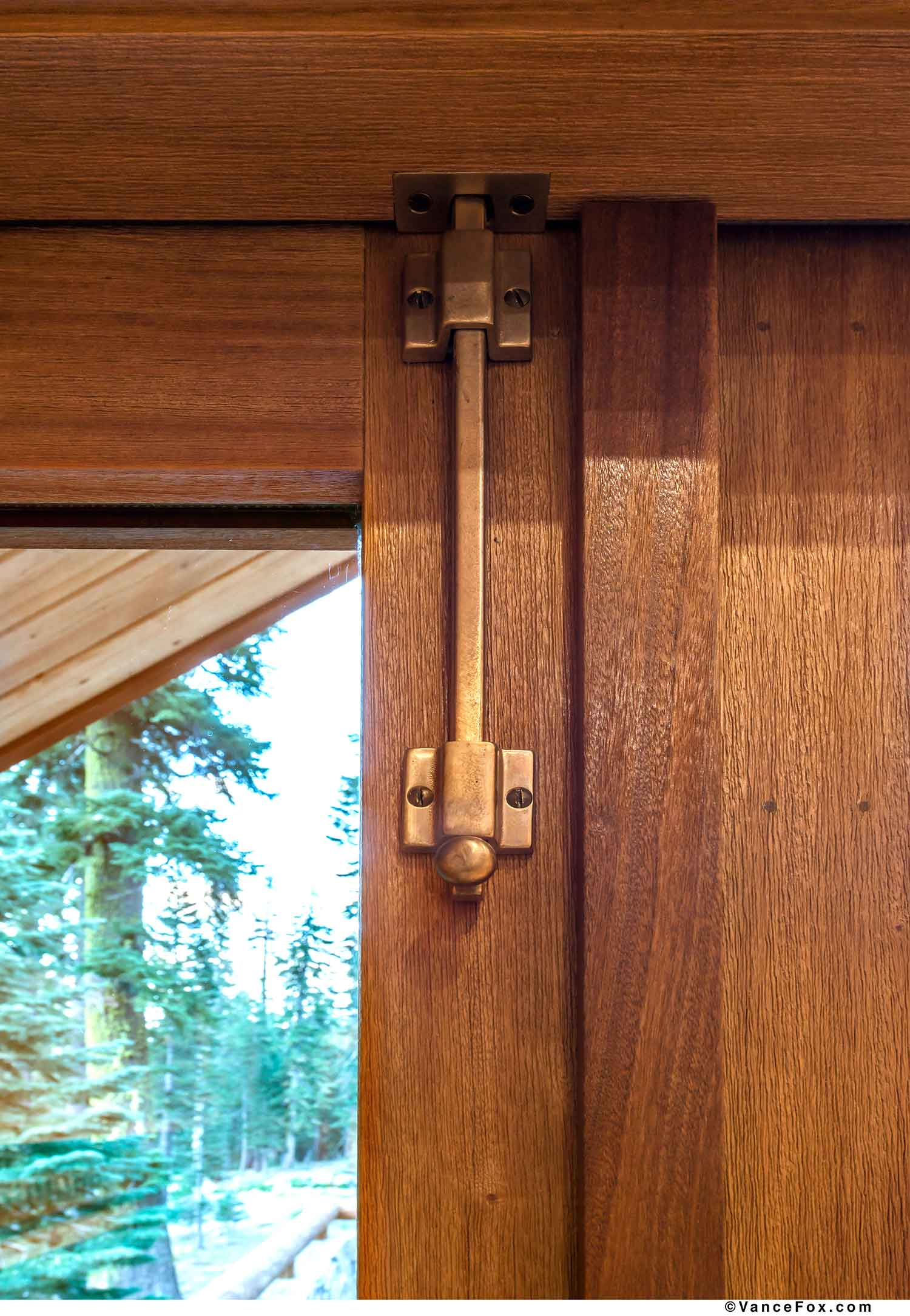 Surface & Cane Door Bolts | Sun Valley Bronze