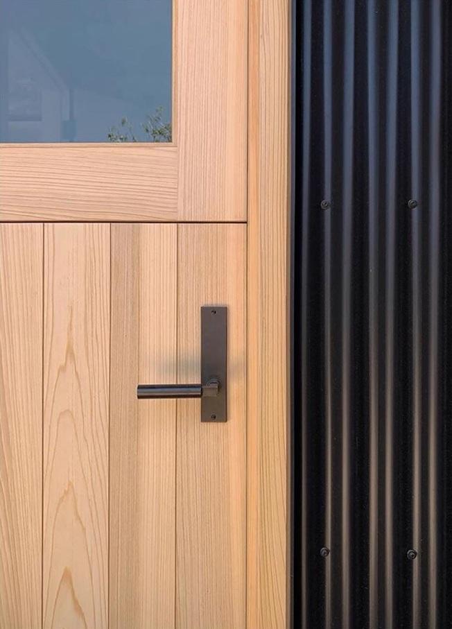 Door Levers | Sun Valley Bronze