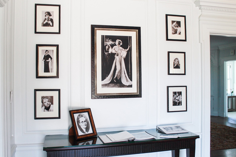 Marion Davies Guest House Interior