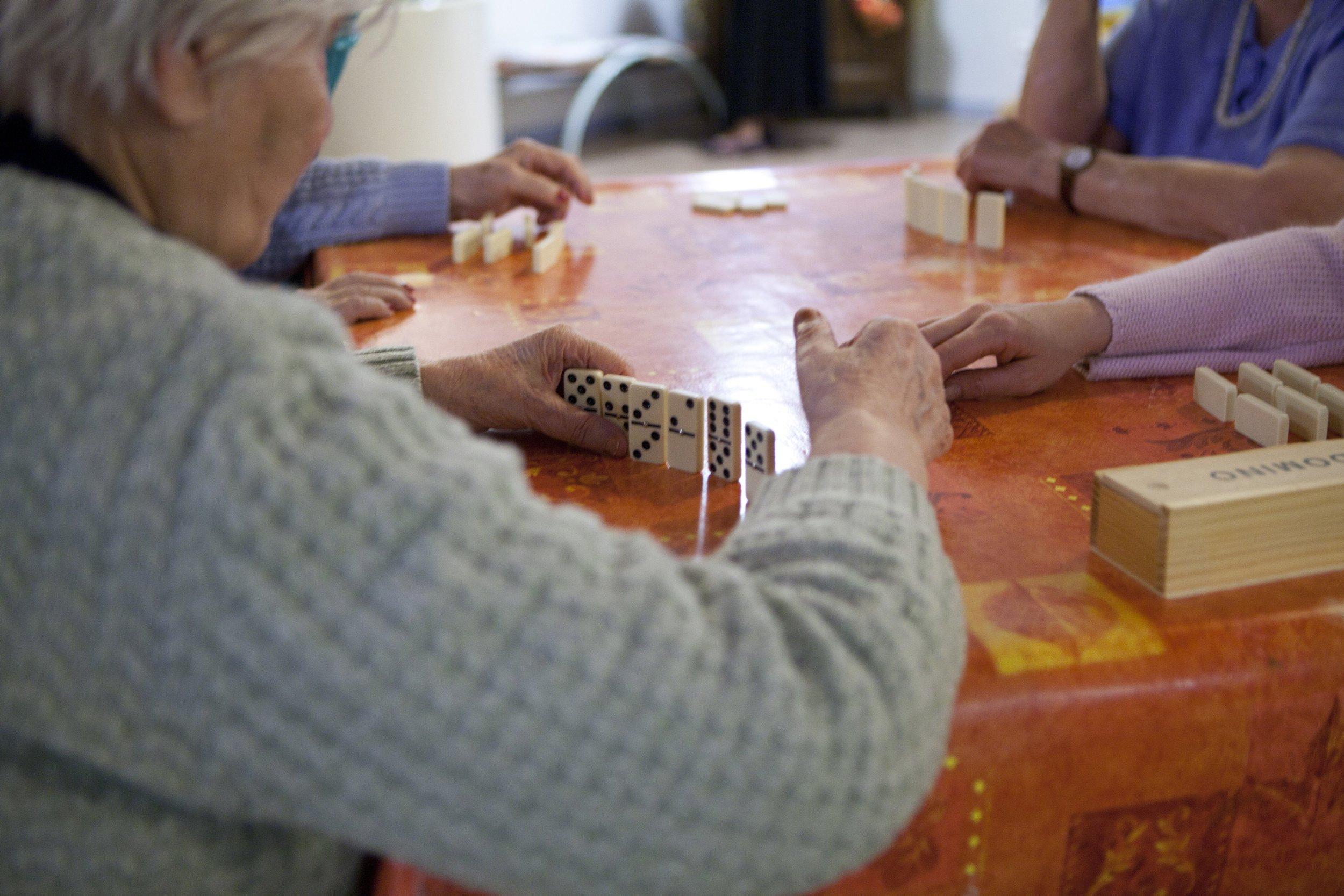 A retirement home at an Alzheimer's unit is seen in this file photo. (BSIP/UIG/Getty Images)