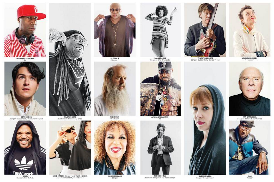 new york magazine / music issue / photographs by christopher anderson