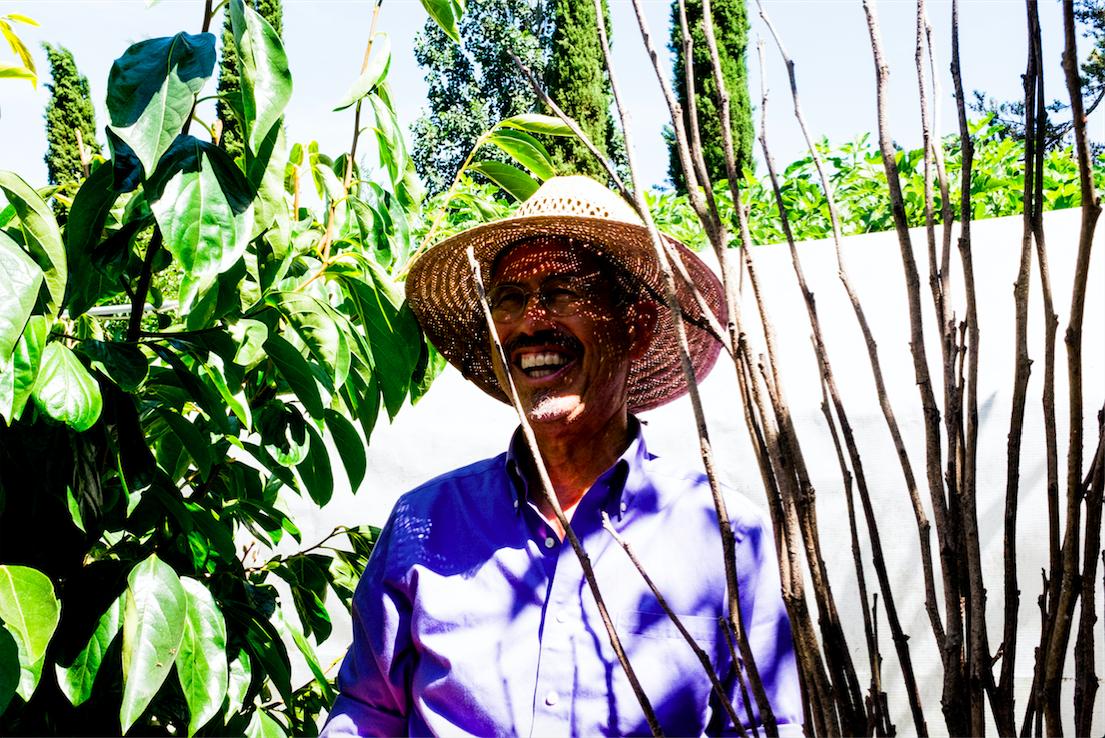 Paul Jacobson, Farmer Profile  San Francisco Magazine  (Photography, Art Direction,  Production)