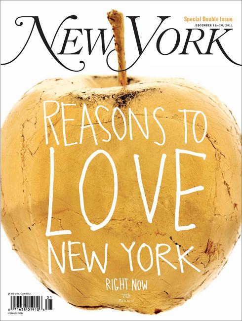 Reasons to Love New York
