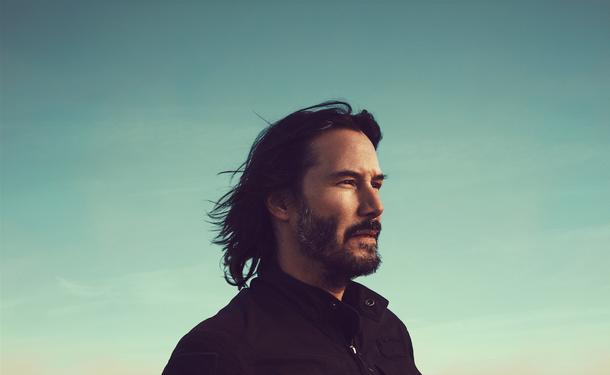 SQUARESPACE x KEANU REEVES / SUPER BOWL 2018