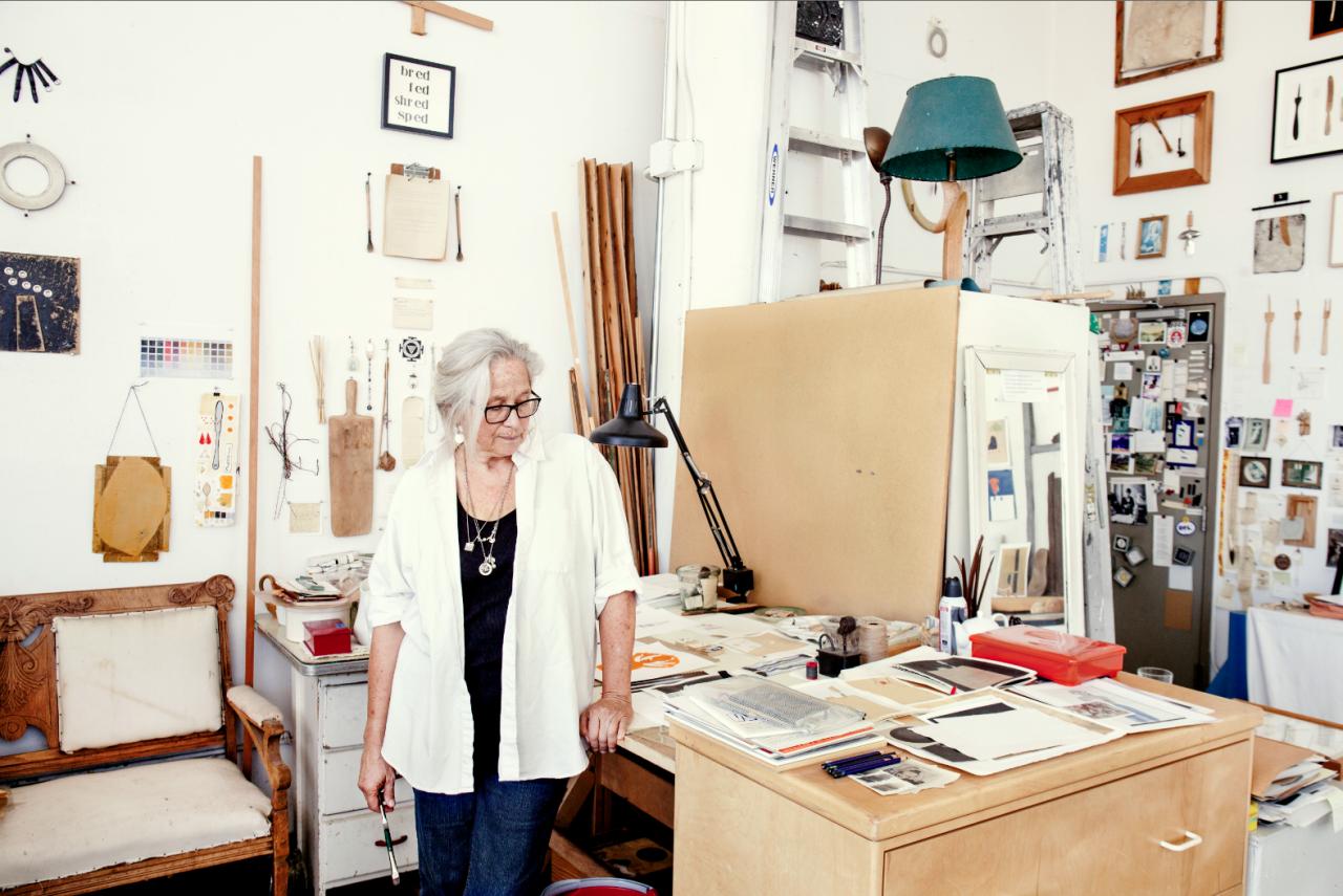 Studio Artaud   Photograph by Carlos Chavarria
