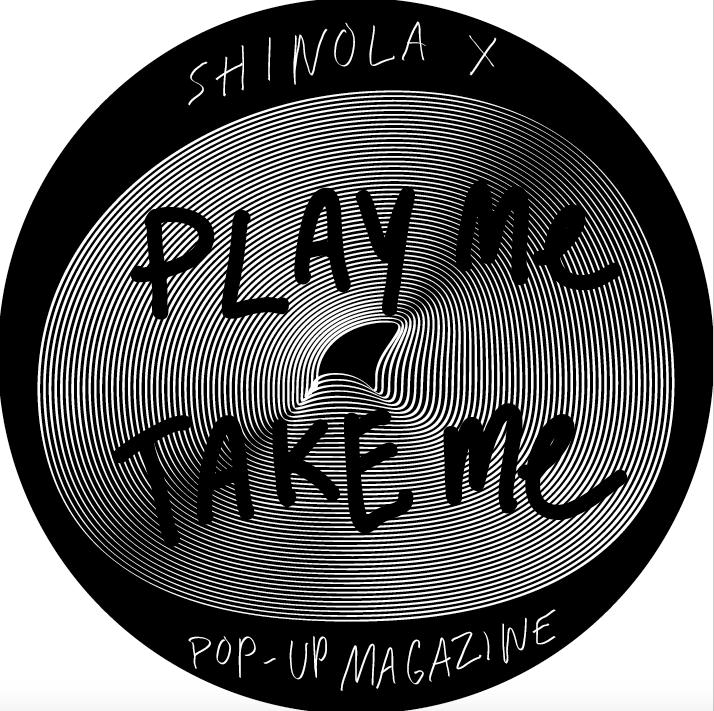Shinola x Pop-Up Magazine