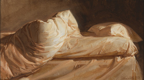 oil on canvas, 9 1/4 x 16 1/4